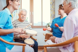 Music Therapy for Alzheimer's and Dementia